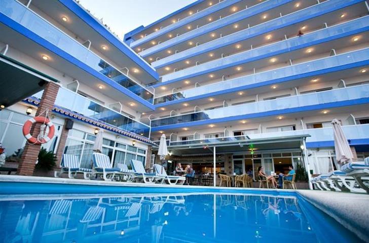 Princesa solar hotel torremolinos costa del sol spain for Piscina torremolinos