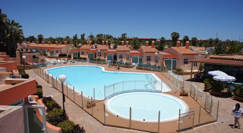 Castillo Playa Bungalows Caleta De Fuste Fuerteventura Spain Travel Republic