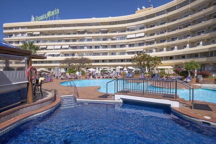 Hotel Hovima Santa Maria Costa Adeje Tenerife
