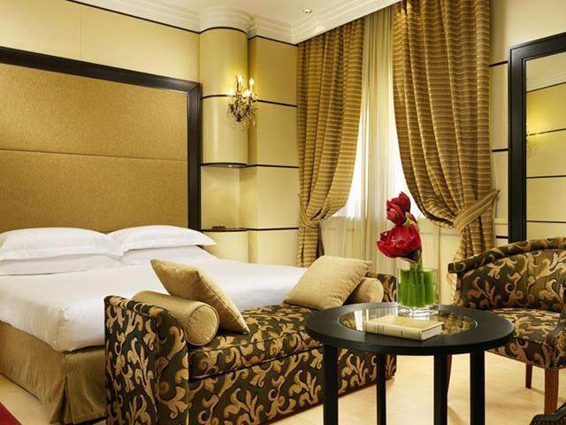 Grand Palatino Hotel Rome Booking