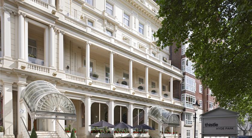 Thistle Hotel Hyde Park