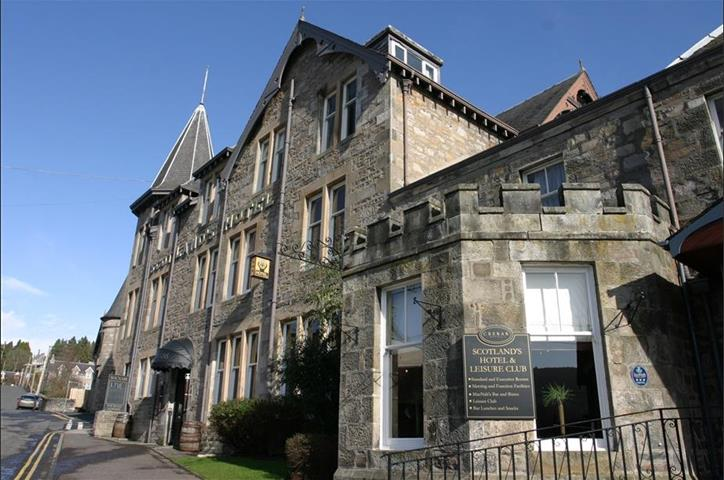 Scotlands Hotel Pitlochry Perth And Kinross United Kingdom Travel Republic