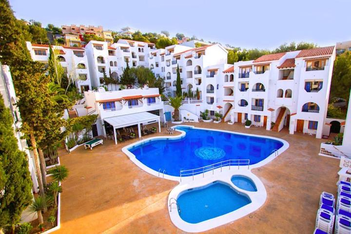 Holiday park apartments santa ponsa majorca webcam