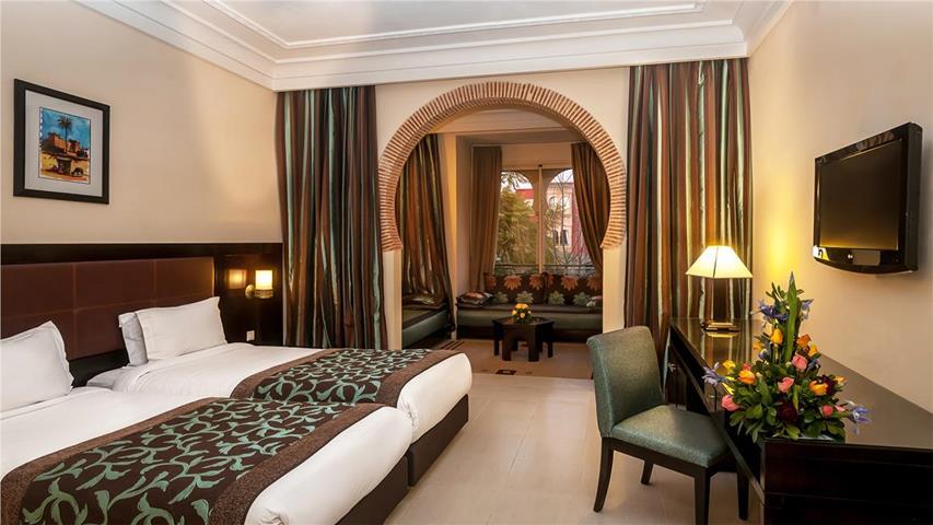 Eden andalou spa resort travel republic for Salon paris marrakech