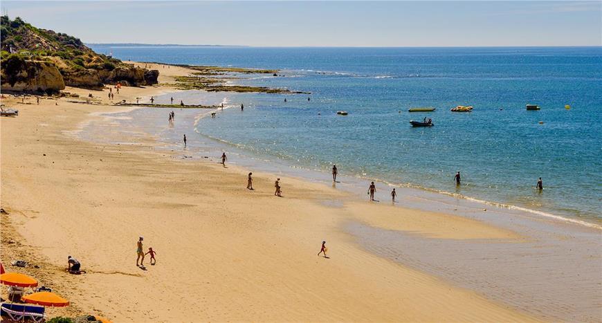 Golden Beach Albufeira Algarve Portugal 171 187 Travel Republic