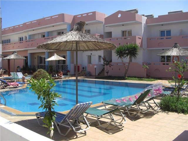 Anthoula Village Hotel Crete Booking