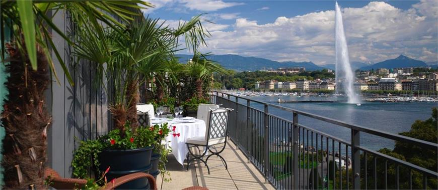 Le richemond geneva geneva switzerland travel republic for Le richemond le jardin