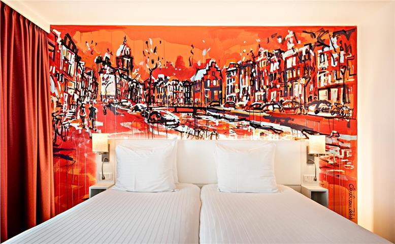 Westcord Art Hotel Amsterdam 4 Star Amsterdam Amsterdam