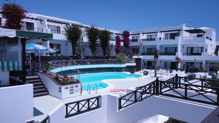 Morana apartments travel republic - Cheap hotels lanzarote puerto del carmen ...