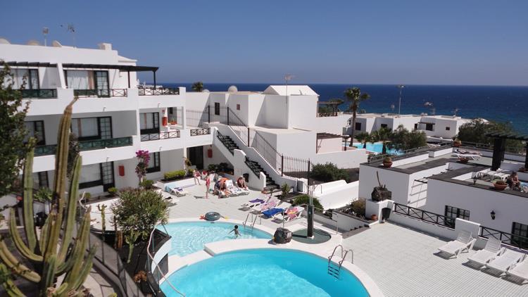Morana apartments puerto del carmen lanzarote spain travel republic - Cheap hotels lanzarote puerto del carmen ...