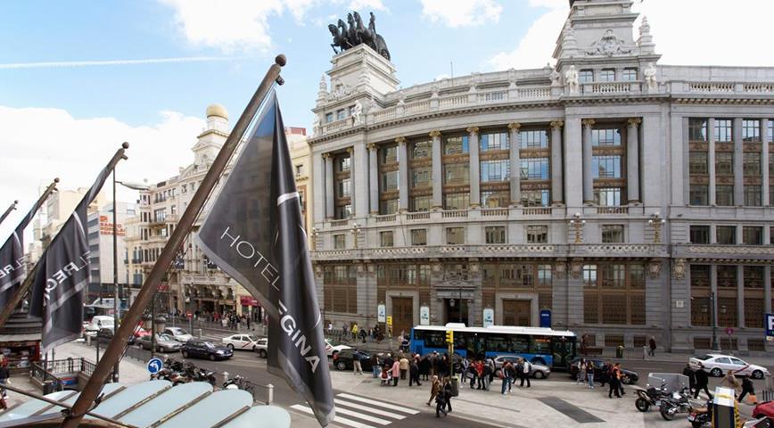 Regina Madrid Hotel Madrid City Madrid Spain Travel