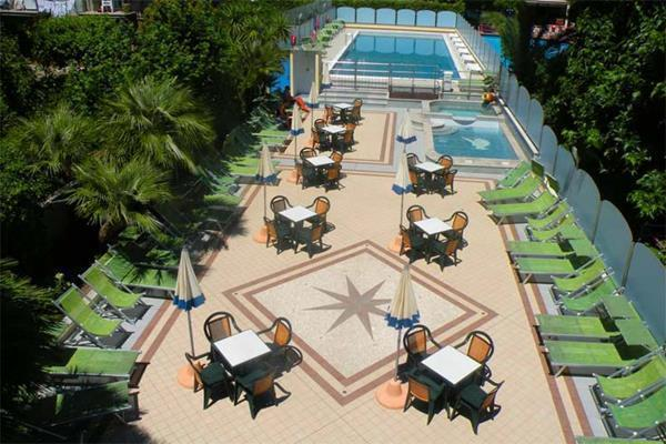 Hotel Miriam Pietra Ligure Booking
