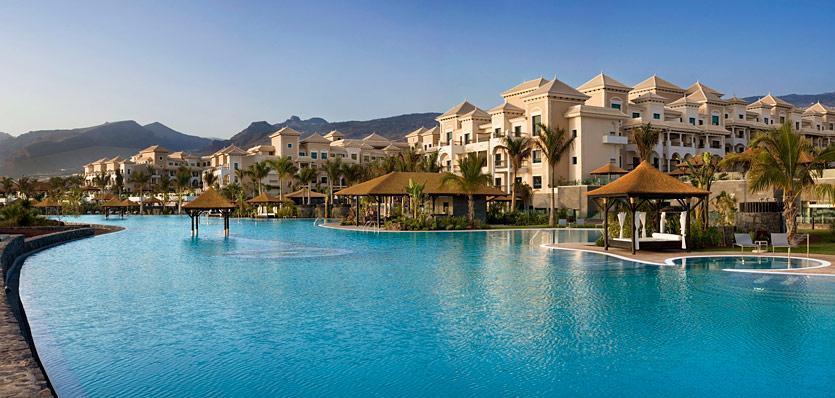 Redlevel gran meli palacio de isora travel republic for Melia hotel tenerife