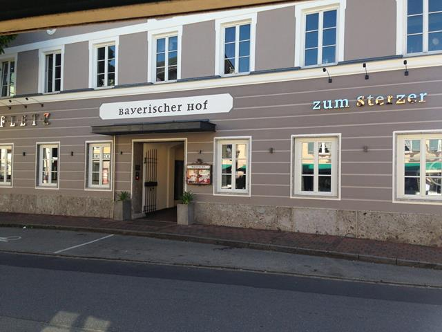 Hotel Bayerischer Hof In Prien