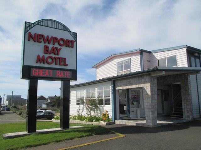 newport bay motel newport oregon usa travel republic. Black Bedroom Furniture Sets. Home Design Ideas