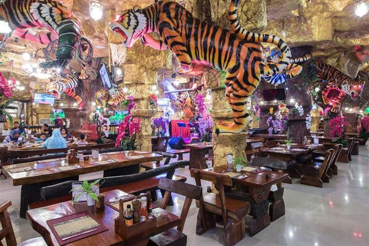 Tiger casino phuket