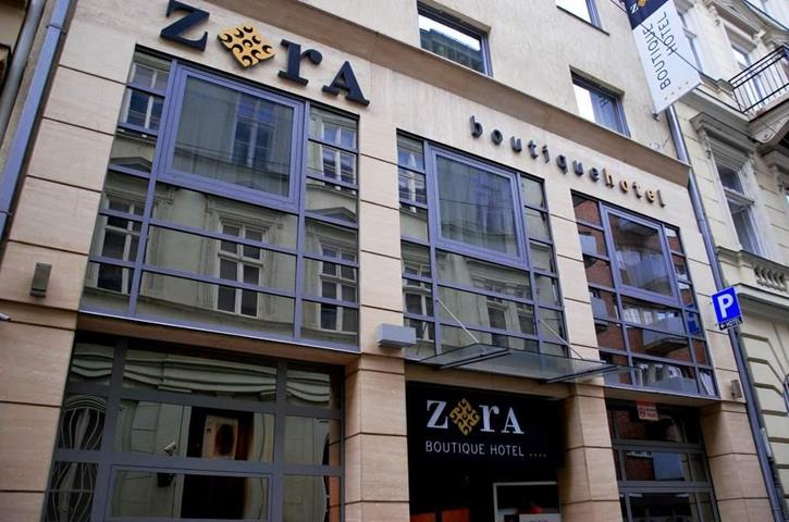 Boutique zara hotel travel republic for Zara hotel budapest