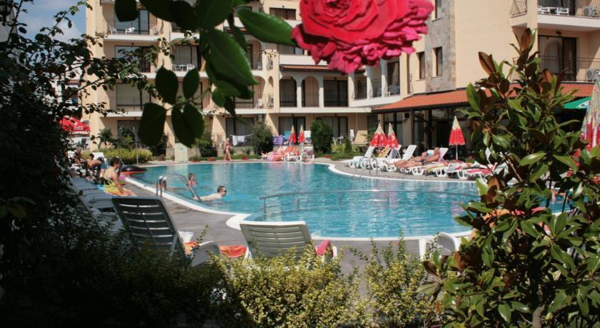 Hotel Rose Village Sunny Beach