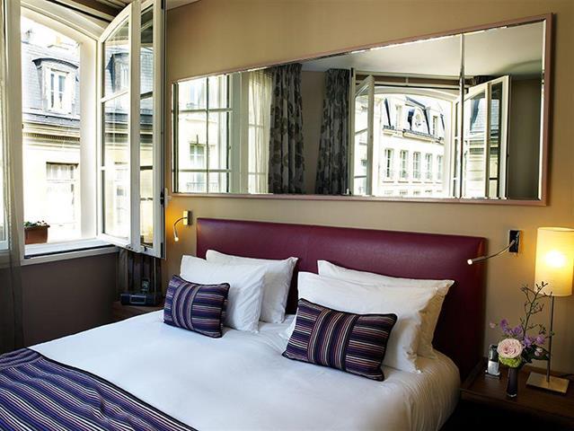 bel ami hotel paris paris france travel republic. Black Bedroom Furniture Sets. Home Design Ideas