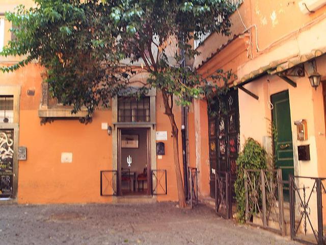 Apartment trastevere cipresso rome rome italy for Hotel trastevere rome