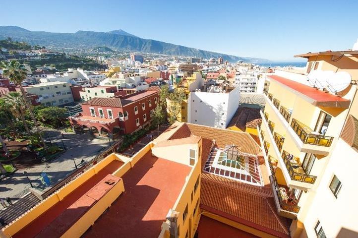 Hotel Marquesa Puerto De La Cruz Tenerife Spain
