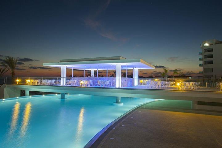 King Evelthon Beach Hotel And Resort Chlorakas Chloraka