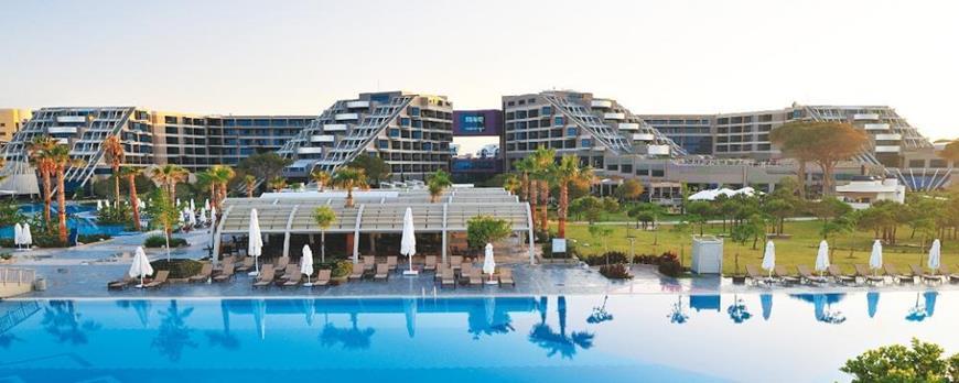 Susesi luxury resort travel republic for Designer hotels turkei